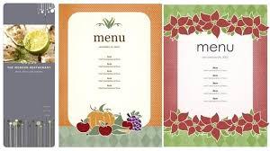 free word menu template restaurant menu templates free word free catering menu template