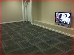 carpet tiles basement. Exellent Carpet Best Carpet Tiles For Basement 152075 Concrete To R