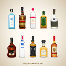 Stock Page Everypixel Drink Alcohol Bottles Images
