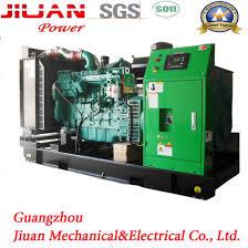 China 200kVA Diesel Electric Power Generator Guangzhou Factory Sale