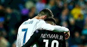 Image result for Neymar vs Ronaldo