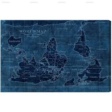 Upside Down Art Upside Down Map Of The World Hatcher And Ethan