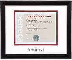 seneca college alumni diploma frames online store innovator diploma frame
