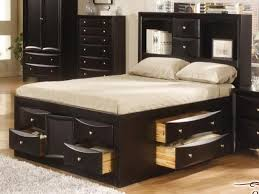 full size bed with drawers. Simple Drawers Full Size Bed With Storage And Mattress Throughout Drawers R