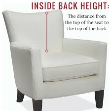 how to choose the right sofa back