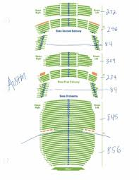 Bass Concert Hall Austin Seating Chart With Numbers Wiki Gigs Austin Bass Concert Hall
