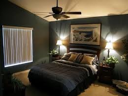 Mirror Ceiling Bedroom Dark Themed Bedrooms Metal Frame Bed Wooden Bench Metal Frame