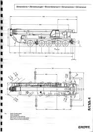 140 Ton Crane Load Chart Borger Cranes