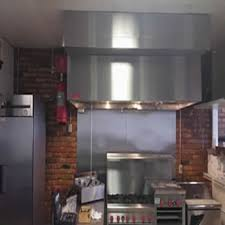 kitchen exhaust vent hood systems