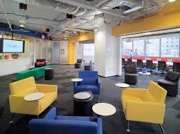 Google office space design Informal Work Design Magazine Observations On The Evolution Of Workplace Design