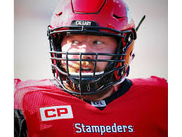 Stampeders Depth Chart Calgary Stampeders Spencer Wilson Shifts To Sixth Man Role