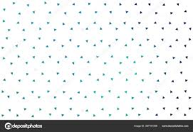 Light Blue Green Vector Abstract Mosaic Background Stock Vector