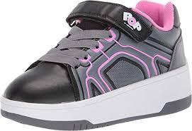 Amazon Com Heelys Girls Blaze Little Kid Big Kid Shoes