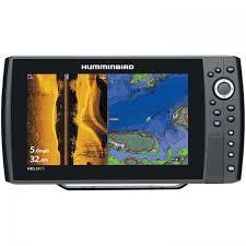 Humminbird Helix 10 Si Gps Combo W Transducer 409990 1