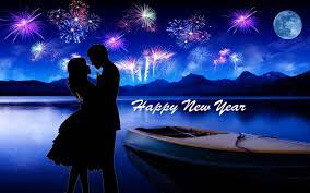 Happy New Year 2021 I Love You Greeting ...