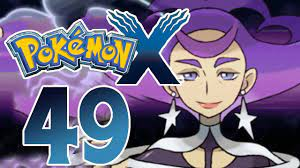 Let's Play Pokemon X Part 49: Astrid, der Psi Orden & Flordelis  Massenmorddrohung - YouTube