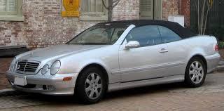 Mercedes CLK-Class - Partsopen