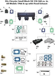 similiar exploded view keywords exploded view diagram and parts fits chrysler small block v8 318