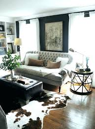 large cowhide rug large cowhide rug charming intended for with regard to decor 9 large cowhide
