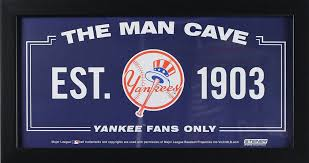 new york yankees 10x20 man cave sign great holiday gift