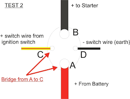 1990 f 150 starter relay wiring diagram wiring library gallery of 4 pole starter solenoid wiring diagram fresh 1990 ford f150 of or