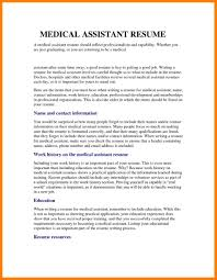 12 Ma Resumes Examples Letter Setup