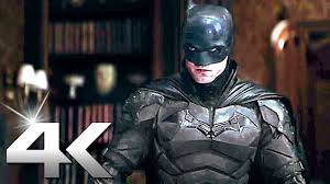 THE BATMAN Official Trailer [4K ULTRA HD] Robert Pattinson, Paul Dano,  Colin Farrell - YouTube