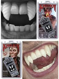 these deluxe teeth are the ideal accessory to ensure that your costume this year looks incredible