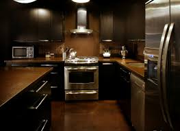 The Best Cabinet Option For Stainless Steel Appliances Solid Wood