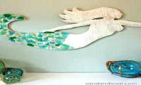 wooden mermaid wall decor colors wood mermaid wall decor as well as ceramic mermaid wall pertaining wooden mermaid wall