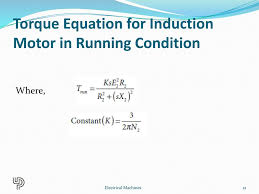 Design Of Induction Motor Ppt Three Phase Induction Motor Ppt Download