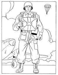 Army Man Kleurplaten Voor Jongens Kleurplaten Soldaten En Militair