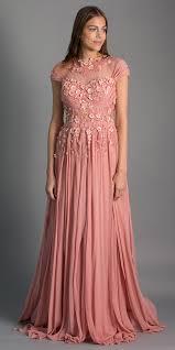 Elegance Designer Wear Maison Elegance Embellished Evening Dress Designer Dresses