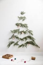 christmas tree on wall. Plain Christmas Christmas Tree Alternative To Christmas Tree On Wall