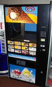 Fed X Gaming Vending Machine Extraordinary Here's A New Version Of An Oldfashioned Ice Cream Vending Machine