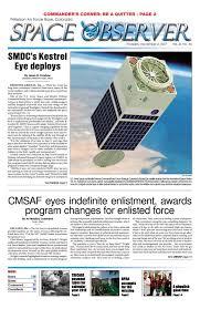 Peterson Space Observer November 2 2017 By Colorado Springs