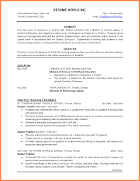 Example Of Canadian Resume 24 Canadian Resume Templates Receipts Template 24