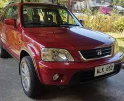 A chevy s10 and ford ranger. Fresh Honda Crv 2000 At Red Suv For Sale 396304