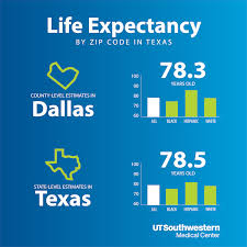 Race Codes Chart New Interactive Map First To Show Life Expectancy Of Texans