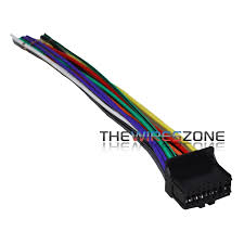 16 pin wire harness for select 03 up pioneer car radio cd player Wire Harness For Pioneer Car Stereo 16 pin wire harness for select 03 up pioneer car radio cd player stereo receiver Raptor Car Stereo Wire Harness