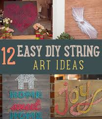 diy string banner awesome 403 best string art images on pics