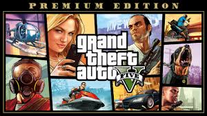 Epic Games Store Grand Theft Auto <b>V</b>