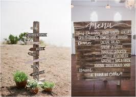 ... DIY Pallet Wedding Signs ...