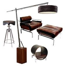mad men furniture. Cool Furniture For The Ultra Mad Men Office
