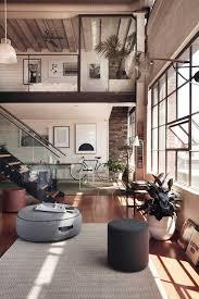 Dreamy industrial loft, come on in! (Daily Dream Decor ...