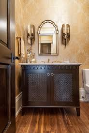 powder room furniture. Exquisite Powder Room Vanity With Woven Panel Furniture P