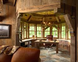 home office cabin. Beautiful Home 18 Great Cabin Home Office Design Ideas In Rustic Style Inside E
