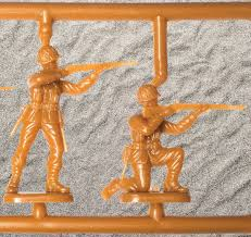 classic plastic army men yep they re injection molded