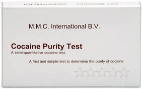 Mmc Cocaine Purity Test 2 Boxes