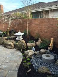 Small Picture Small Japanese Courtyard Garden Gardens Garden ideas and Yards